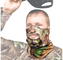 Primos FACE MASK 1/2 STRETCH-FIT REALTREE APG HD