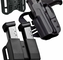 Blade-Tech IDPA COMPETITON SHOOTERS PACK CZ SP01 REVOLUTION DMP DOUBLE STACK BLACK RH