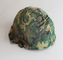 US Army M1C PARATROOPER HELMET WITH CAMO COVER