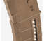 Magpul MAGAZINE0PMAG 30 AR/M4 GEN M3 WINDOW 5.56X45MM NATO/223 REM MEDIUM COYOTE TAN 5 RD