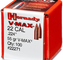 "Hornady BULLETS V-MAX 22 CAL/.224"" 55GR 100 CT"