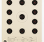 Champion SCOREKEEPER TARGETS 50 FT AIR GUN SMALL BORE 12-PK