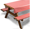 Coghlan's PICNIC TABLECLOTH AND BENCH COVER SET