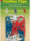 Coghlan's CLOTHES LINE CLIPS PLASTIC COATED WIRE 8-PC