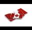 Coghlan's SEW-ON FLAG CANADA