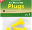 Coghlan's AIR MATTRESS PLUGS 3-PC