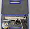"""Umarex WALTHER CP88 COMPETITION NICKEL 6"""""""