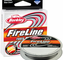 Berkley FIRELINE MICRO ICE LINE SMOKE 4LB 50YD