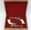 COLT 1873 SAA NICKEL BOXED SET